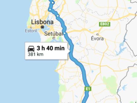 5. Viaggio in Portogallo - Faro e dintorni (prima parte)