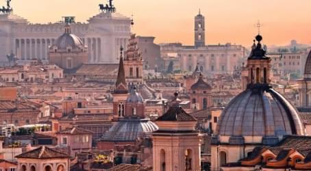 1 - Tre giorni a Roma - primo giorno
