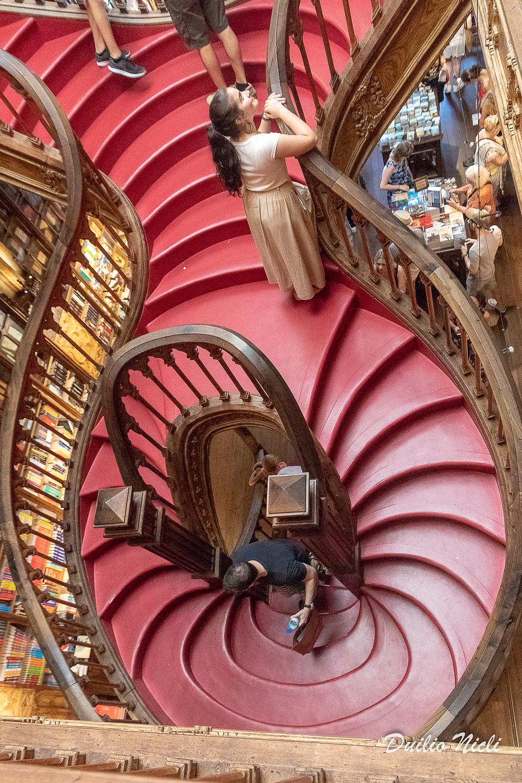 Libreria Lello Porto Portogallo