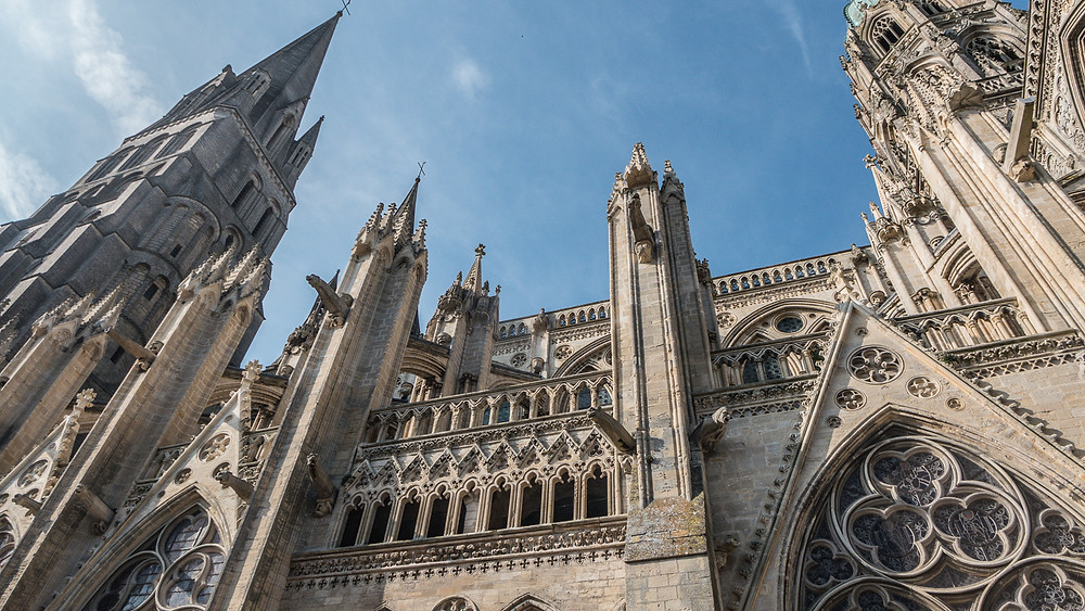 Cattedrale di Coutance - Normandia