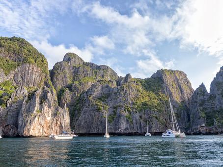 6. Secondo viaggio in Thailandia: il mare (seconda parte) e rientro a Bologna