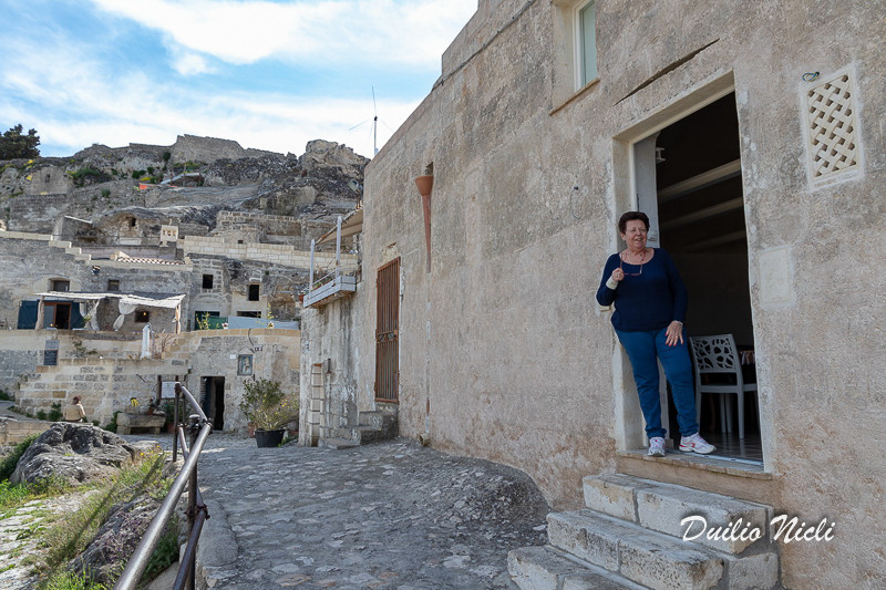 Le case DiLia Matera il nostro Bed and Brekfast