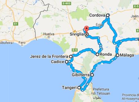 6. Viaggio in Andalusia: Consigli pratici e link utili - prima parte