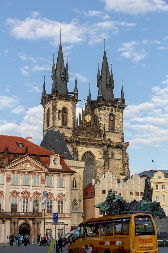 Santa Maria di Tyn Praga