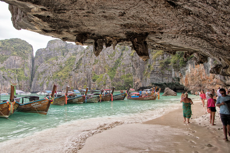 Arcipelago di Phang Nga - Mangrovia Cave