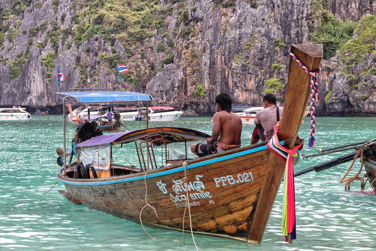 Isole Krabi - Maya Bay