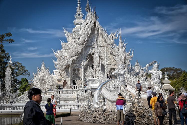 Tempio Bianco Chiang Mai