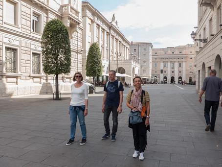 Trieste in tre giorni - maggio 2015 - 2 parte