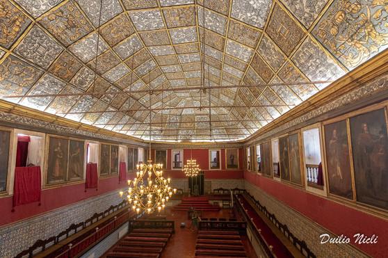 Università di Coimbra - Sala delle Lauree