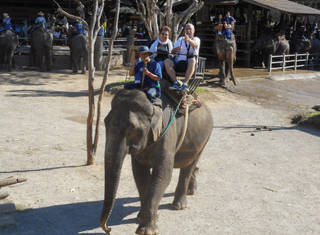 4. Secondo viaggio in Thailandia: le Terre del Nord (seconda parte)