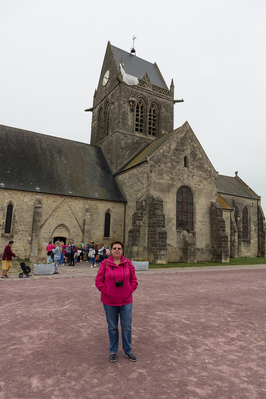 Saint Mere Eglise - Normandia