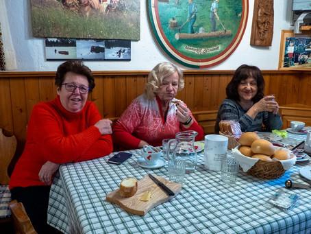 Un tranquillo weekend... in Valsaisera - 29 febbraio - 2 parte