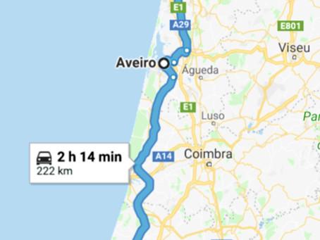 3. Viaggio in Portogallo - Nazarè e dintorni (prima parte)
