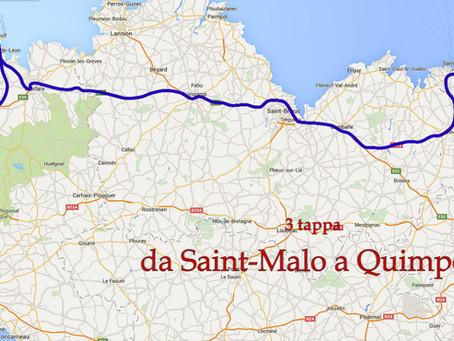 3. Viaggio in Normandia e Bretagna: III tappa - da lunedì 22 giugno a mercoledì 24 giugno 2015