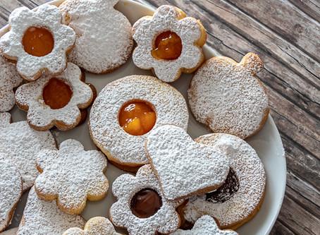 Biscotti di pasta frolla (ricetta base)