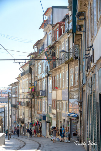 Quartiere Ribeira - Porto
