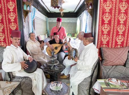 4. Viaggio in Andalusia: Tangeri