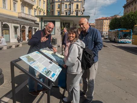 Trieste in tre giorni - maggio 2015 - 3 parte
