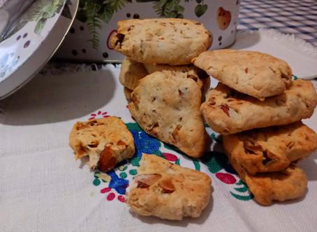 "Biscotti salati ""pizzichini"""