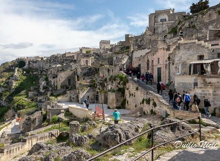 1. Viaggio a Matera - 8 aprile 2019