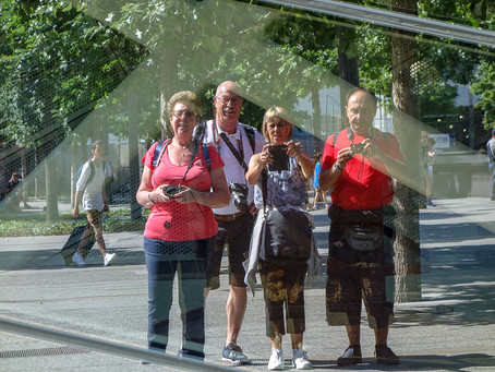 Due pensionati in America - 3 -New York