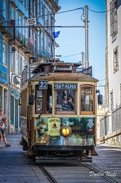 Tram 22 - Porto