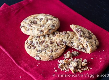 Biscotti americani Chocolate cookies