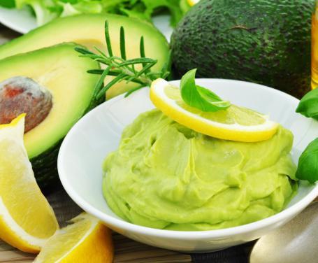 Salsa all'avocado