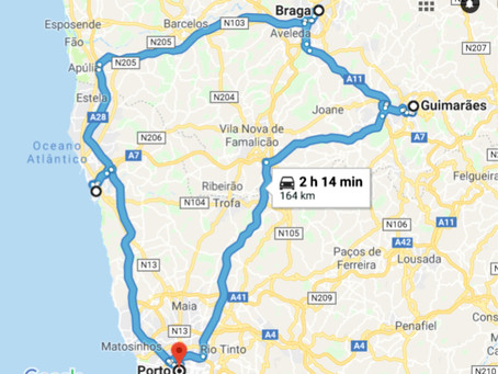 2. Viaggio in Portogallo - Porto e dintorni