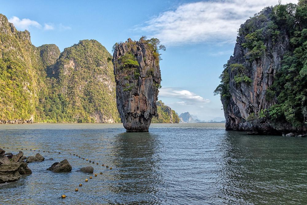 Ko Phing Kan i Isola di James Bond