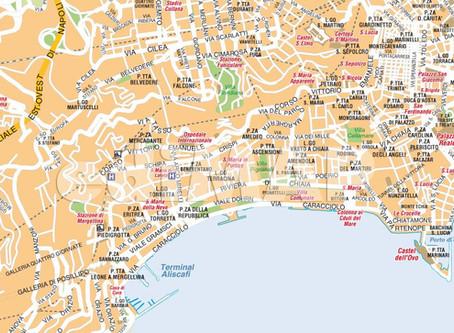 4 - Tre giorni a Napoli - Notizie utili