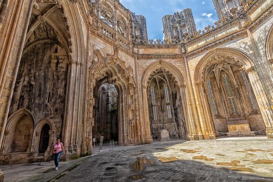 Le cappelle imperfette - Monastero di Batalha