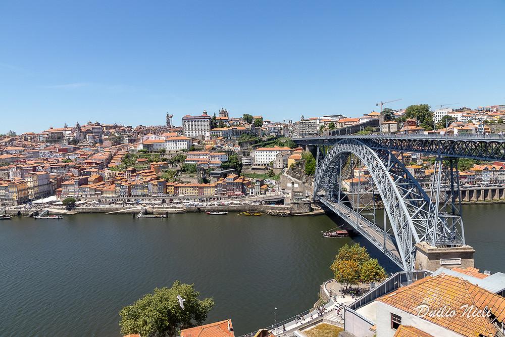 Ponte don Luis I Porto