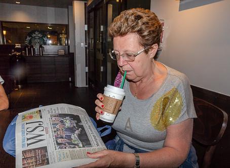 Due pensionati in America - 2 -New York
