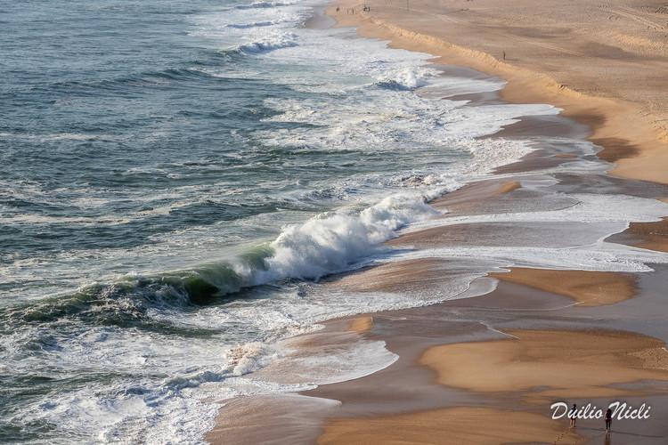 Spiaggia dei surfisti - Nazarè