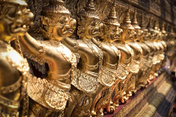Bangkok - Palazzo Reale