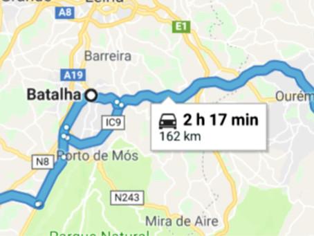 4. Viaggio in Portogallo - Nazarè e dintorni (seconda parte)