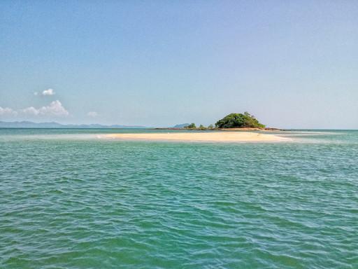 Isoletta di sabbia nelle Phi Phi Islands
