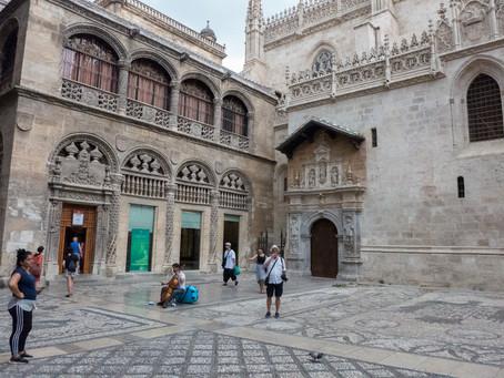 2. Viaggio in Andalusia: Granada e dintorni
