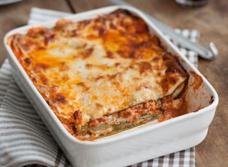 Lasagne classiche al ragù