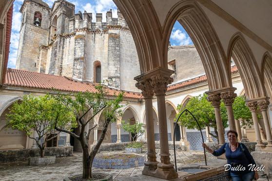 Convento di Cristo - Tomar