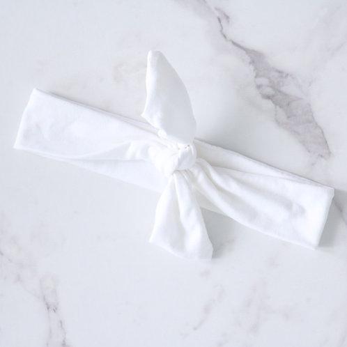 Coco Bandeau - Blanc