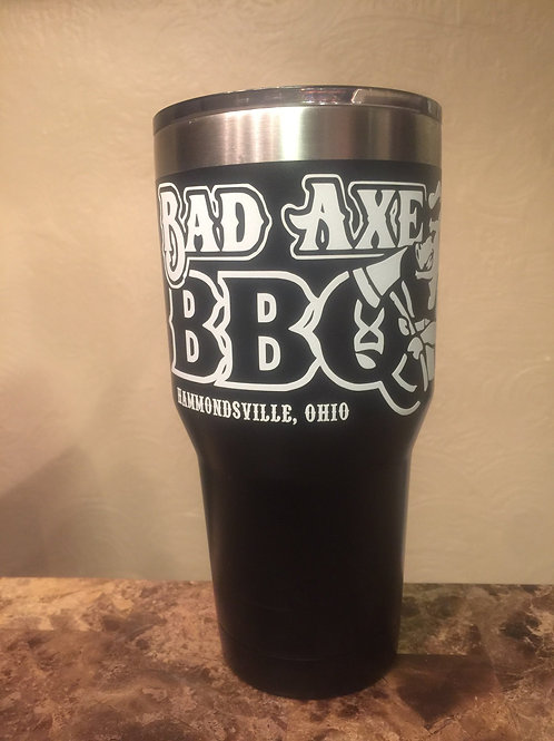 Bad Axe Travel Mug