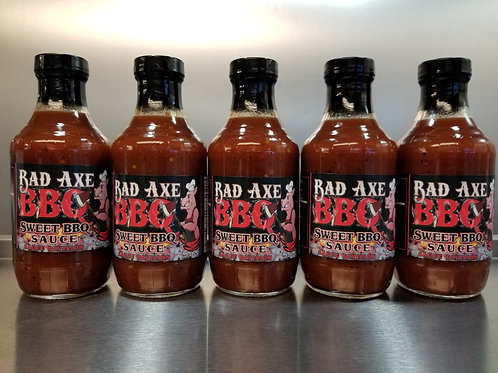 Bad Axe Sweet BBQ Sauce