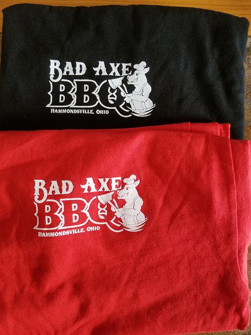 Bad Axe BBQ T-Shirts