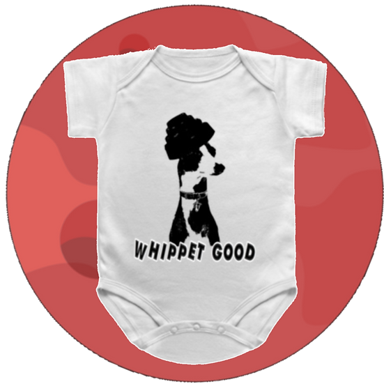 Whippet Good Baby Snap-suit & T-Shirt