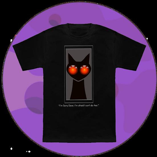 Sorry Dave Cal 9000 Movie T-Shirt