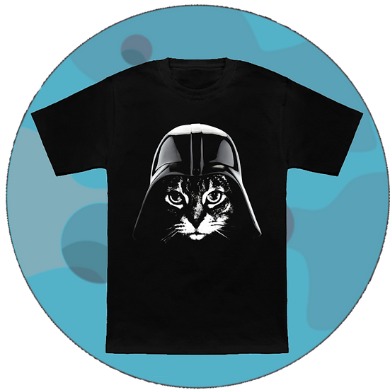 Samurai Cat Movie T-Shirt