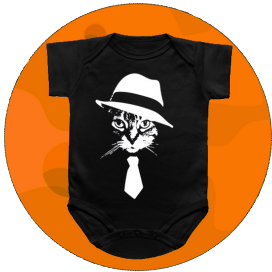 Smooth Criminal Baby Snap-suit & T-shirt