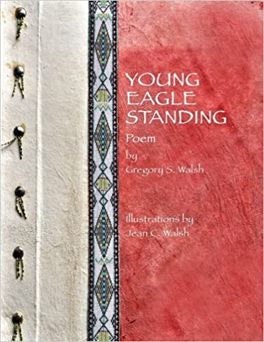 Young Eagle Standing